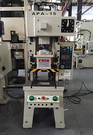 15~315 Ton Precision Metal Stamping Press | Yiduan