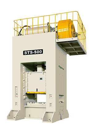 500 Ton Precision Metal Stamping Press, No. STS-500
